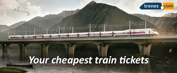 Cheaper train tickets